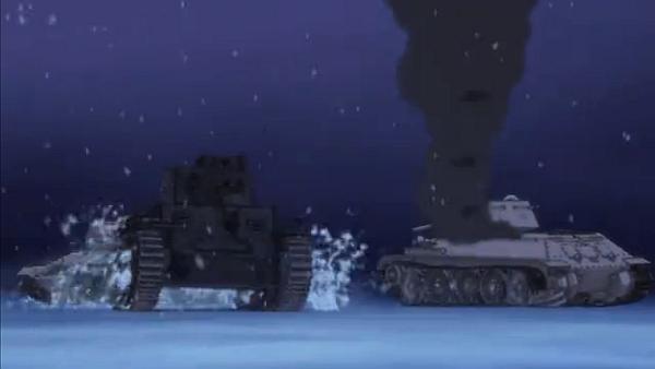 軽戦車の38(t)がT34を屠る!