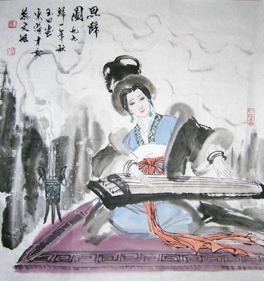 蔡文姫その1