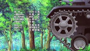 Ⅳ号戦車の起道輪
