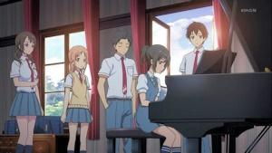 ピアノは調律していなかった
