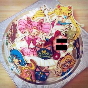 セラムンケーキ