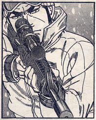 ゴルゴさん狙撃シーン