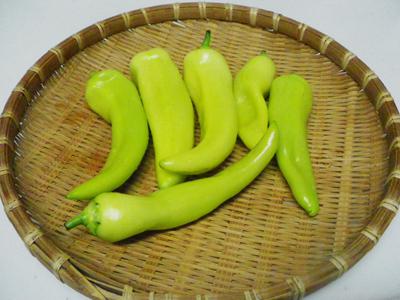 バナナピーマン6本