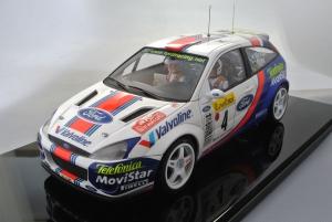 TAMIYA FORD FOCUS WRC 01