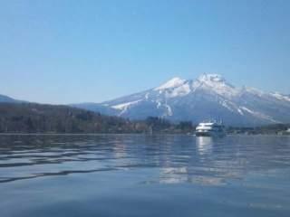 20130429 湖上の様子