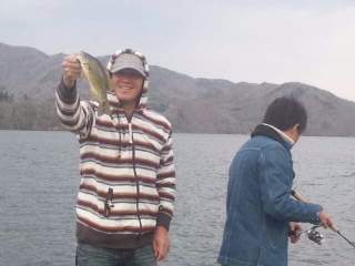 20130504 伊藤さん 初スモール