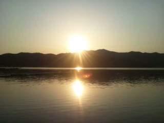 20130509 朝の野尻湖