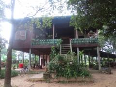 森本さんの家