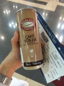 ハノイ缶コーヒー