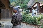 2008・11・03美山茅葺き