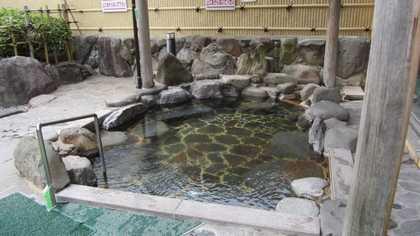 卜仙の郷 5 露天風呂