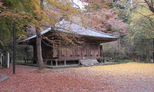 富貴寺金堂2