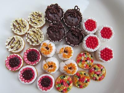ケーキ6種