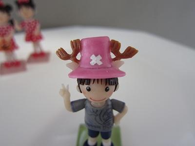 チョッパー帽子