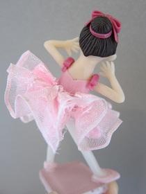 バレエ人形ピンク2