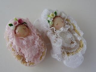 赤ちゃん男の子&女の子