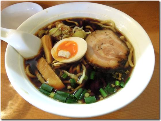 麻麻ブラック 丸和麺