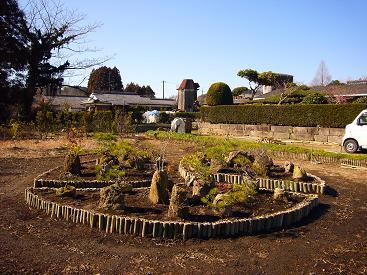ベンツ庭園-2