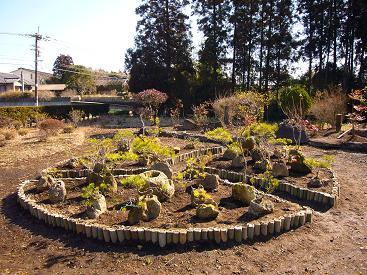 ベンツ庭園-1