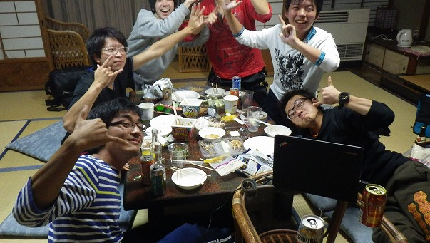 in 南山荘【修正版】