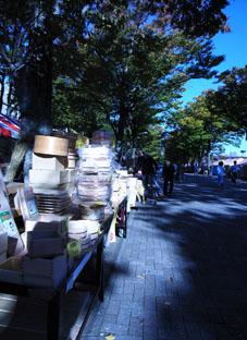 渋谷区民祭り出勤の朝