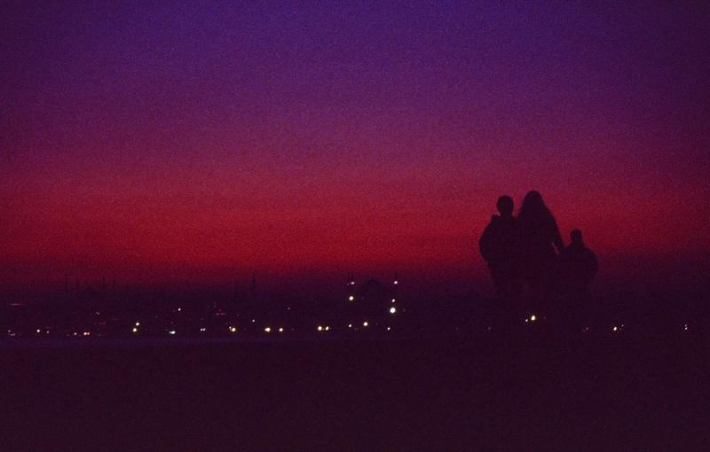 13イスタンブルカドゥキョイ夕景96