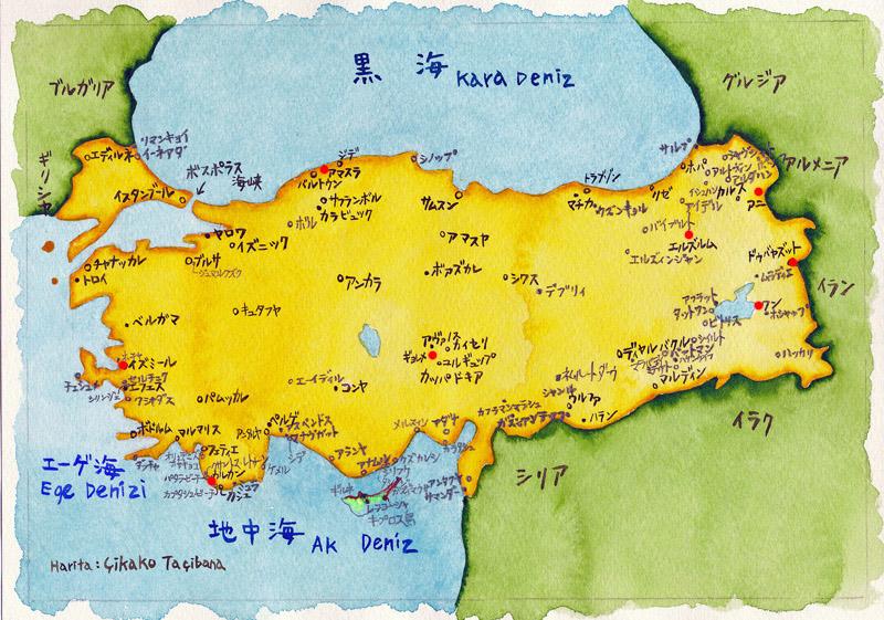 トルコ地図blg用2002