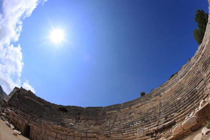 6123パタラ遺跡・古代劇場