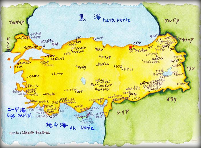07トルコ地図スュメラ僧院