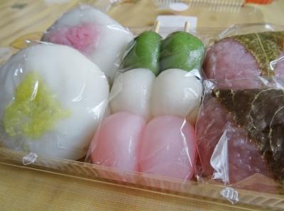 季節を感じる和菓子です