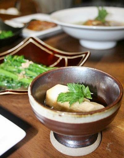 長芋の麺つゆ漬け