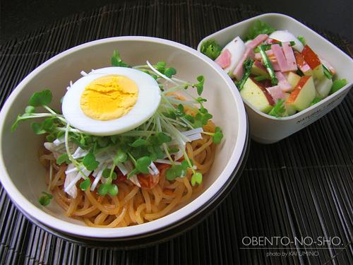 盛岡ビビン麺弁当01