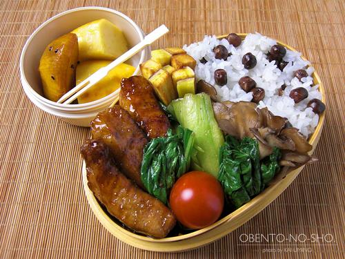 スティック黒酢豚弁当01
