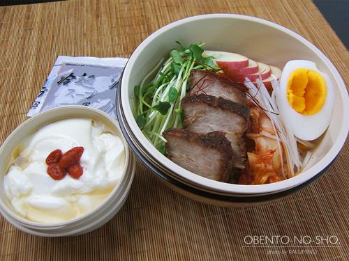 冷麺弁当01