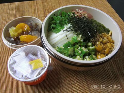 ねばとろ蕎麦弁当01
