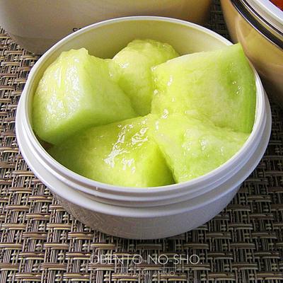 夏野菜と海老の柚子胡椒パスタ弁当04