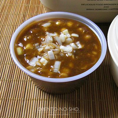搾菜炒飯&棒棒鶏サラダ弁当04
