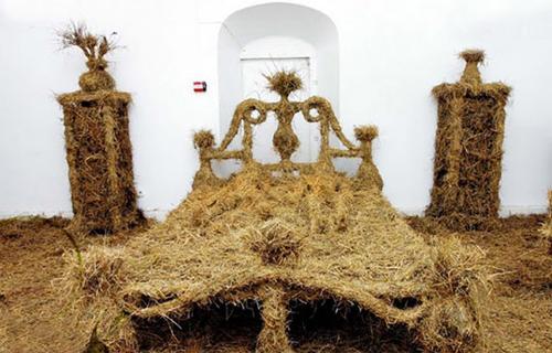 ハイジのわらベッド(大人ver)