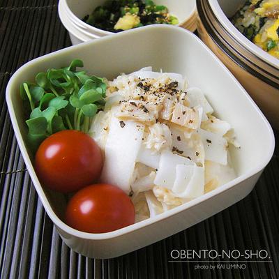 叉焼と小松菜の炒飯弁当03