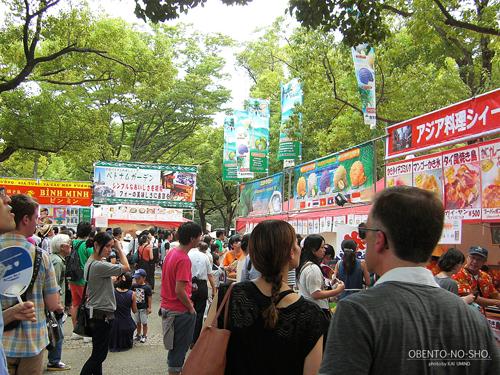 メインからデザートまで@ベトナムフェスティバル2013