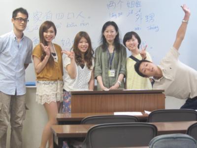 楽しいクラスだった