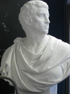 ブルータス胸像