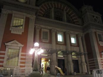 夜の中央公会堂