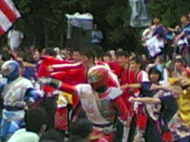 大江戸ソーラン20130908-2