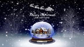 アパートフルールクリスマスver2
