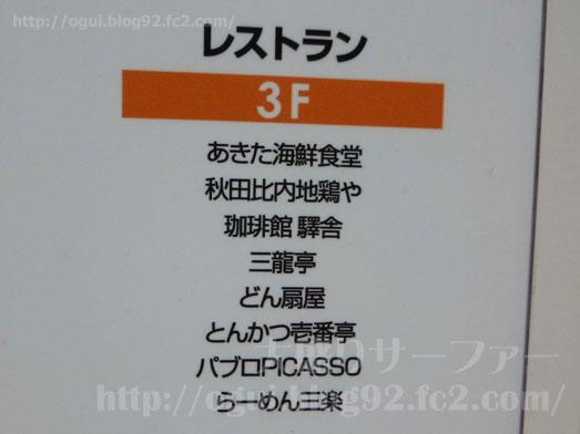 秋田名物比内地鶏や究極親子丼に稲庭うどん009