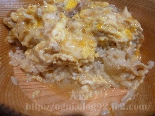 秋田名物比内地鶏や究極親子丼に稲庭うどん037
