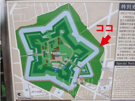 函館観光五稜郭タワー五稜郭公園デカ盛りの聖地010