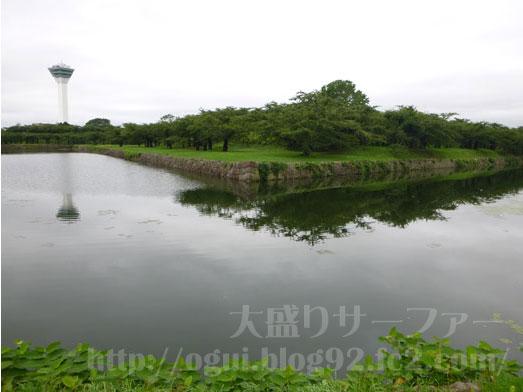 函館観光五稜郭タワー五稜郭公園デカ盛りの聖地011