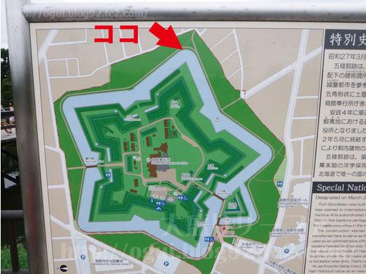 函館観光五稜郭タワー五稜郭公園デカ盛りの聖地012